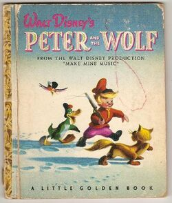 Peter and the Wolf LGB