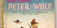 Peter and the Wolf (Little Golden Book)