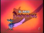 Darkwing Duck Spanish Heading