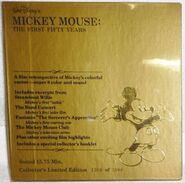 Mickey mouse the first fifty years