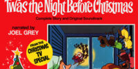 RANKIN/BASS Presents 'Twas The Night Before Christmas