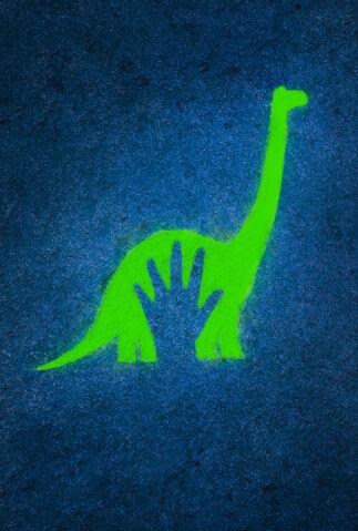 File:The Good Dinosaur Textless Poster.jpg