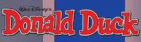 Donald Duck IDW logo