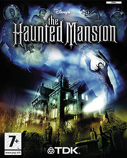 File:The Haunted Mansion (video game).jpg