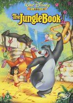 The Jungle Book 2000 UK DVD