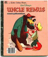 Uncle remus little golden book