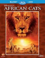 AfricanCatsBlu-ray
