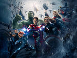 Avengers Age of Ultron - Avengers VS. Ultron