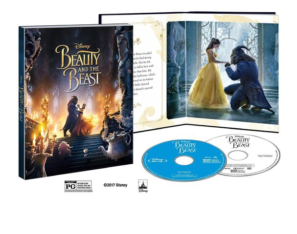 File:Beauty and the Beast Target Exclusive (Blu-ray + DVD + Digital).jpg