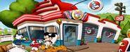 Mickeys gas station