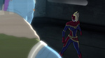 Captain Marvel AUR 009