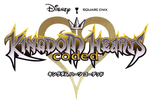 File:Kingdom Hearts coded Logo KHC.png