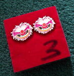 Next uk 2010 muppet cufflinks animal 1