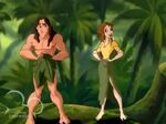 Tarzan lost cub