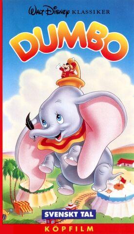 File:DumboSwedishVHS1991.jpg