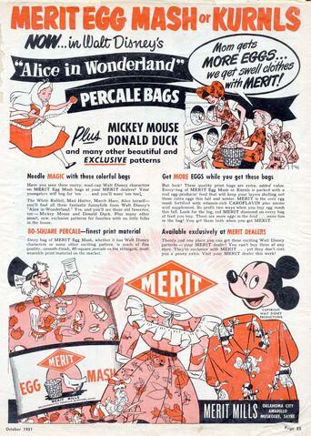 File:Feedsack ad merit mills egg mash oct 1951 pg 55 unknown magazine blog.jpg