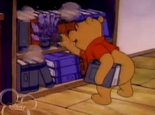 File:Pooh dusting the shelves.JPG