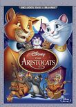 TheAristocats DVD and Blu-ray