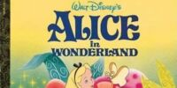 Alice in Wonderland (Little Golden Book)