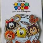 HKDL Tsum Tsum Halloween Pin 2