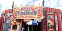 Pete's Silly Sideshow