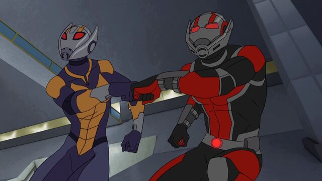 File:AvengersAssembleSecretWars - AntMan&Wasp 2.jpg