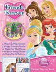 Disney Princess Friends Forever Pop Up book