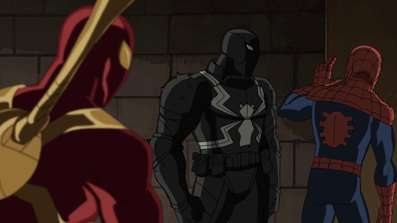 Image - Spider-Man Agent Venom Iron Spider USMWW 3.png ... - photo#20