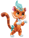 Sultan tiger
