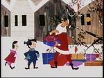 Cal McNab as Santa Claus
