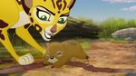 Fuli and hyrax