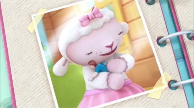 File:Picture of lambie cuddling johnny foosball.jpg