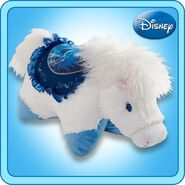 PillowPetsSquare CinderellaHorse2