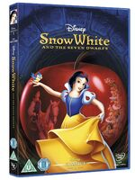 Snow White and the Seven Dwarfs UK DVD 2014