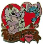 JDS - Valentine's Day 'Big Love' 2008 - Stitch and Angel