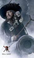 Barbossa AWE Poster