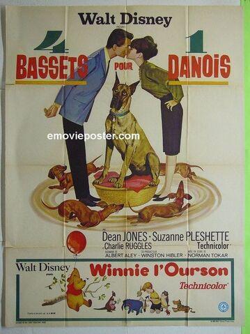 File:French 1p ugly dachshund 26 winnie the pooh DB.jpg