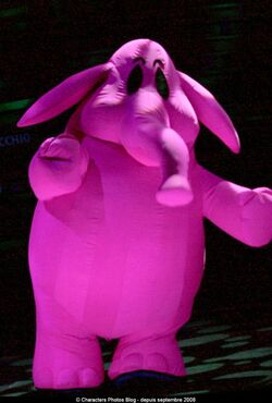 Pink Elephant DLP