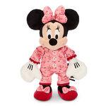 Minnie Mouse Holiday Pajamas Plush
