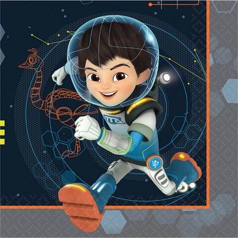 File:Miles From Tomorrowland Lunch Napkins.jpg