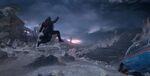 Star-Lord Jump Rear View