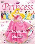 Disney princess the essential guide 2008