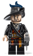 Lego Hector Barbossa