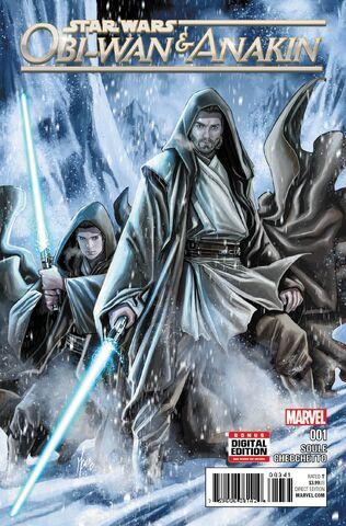 File:Obi-Wan and Anakin 1 Marco Checchetto Cover.jpg
