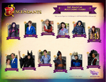 Descendants Themed Activities 6