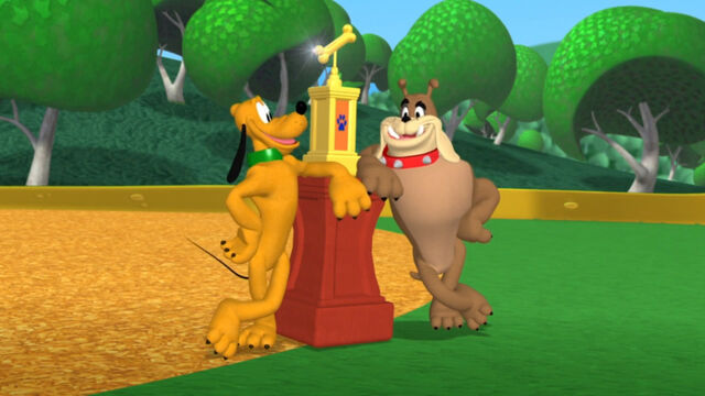 File:Pluto and butch dog trophy.jpg
