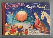 The Cinderella Magic Wand Book