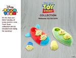 Toy Story Tsum Tsum Tuesday 2016 (UK)
