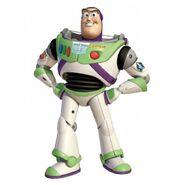 Buzz lightyear pose