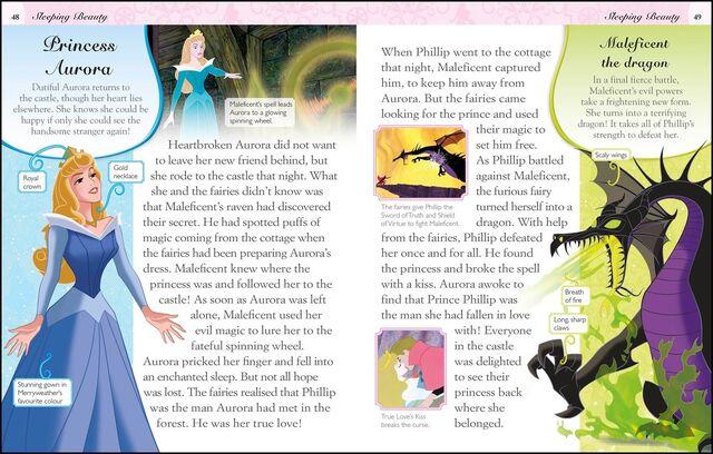 File:Disney Princess DK Enchanted Character Guide Aurora Illustraition.jpg
